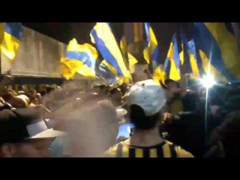 """""""Previa de Los Guerreros vs Racing 2017 Parte 2"""" Barra: Los Guerreros • Club: Rosario Central"""
