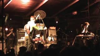 Battles - Race Out - Tij  LIVE @ Fun Fun Fun Fest 2007