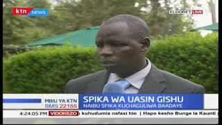 Mwakilishi wa wodi Josphat Lowi aongelea uchaguzi wa kaunti ya Uasin Gishu