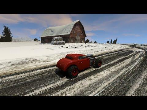 Fans Transport GTA V's Snowy North Yankton To PC