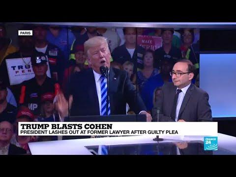 Trump - Mueller probe: