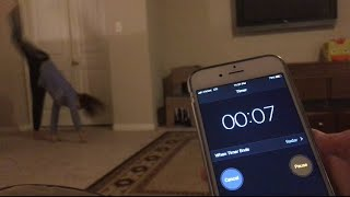 7 seconds challenge!! *kady and g*