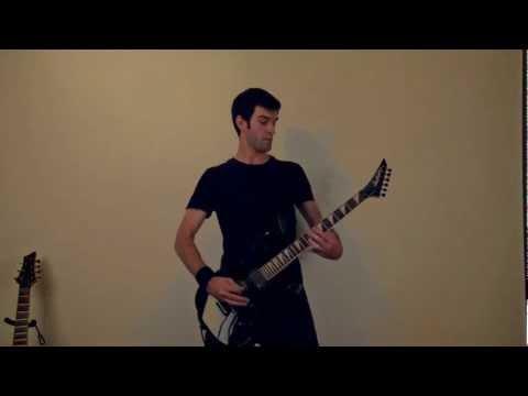 Jehial - Abrupt (Official Guitar Video)
