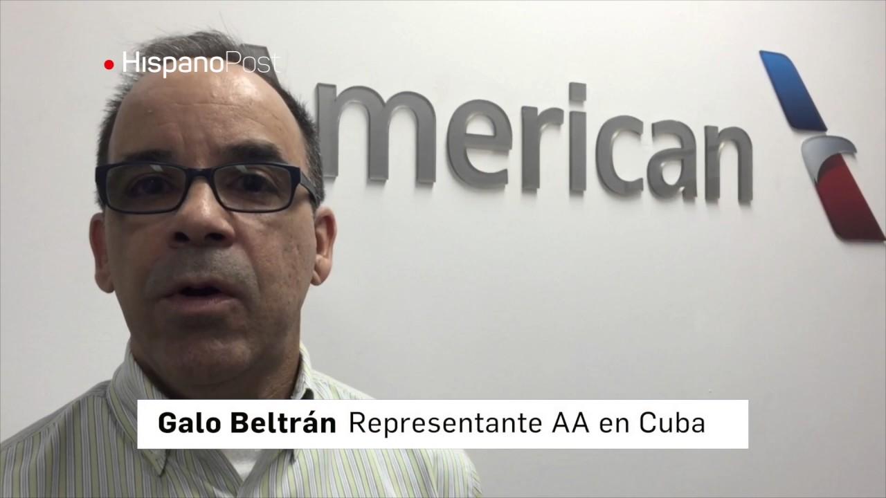 American Airlines abre oficina comercial en Cuba