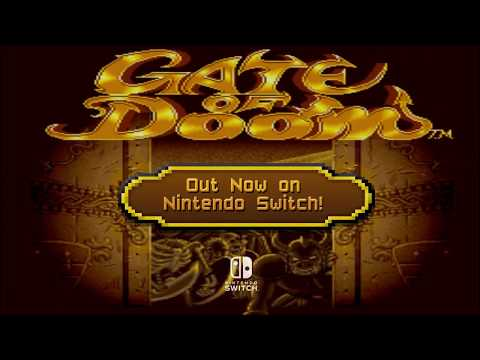 Johnny Turbo's Gate of Doom - Nintendo Switch Trailer thumbnail