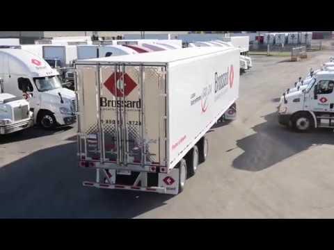 Brossard Location de camions - Corporatif 2017