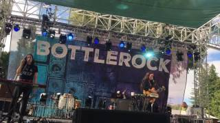 Outlaw - The Staves- Live at Bottlerock Napa (5-26-17)