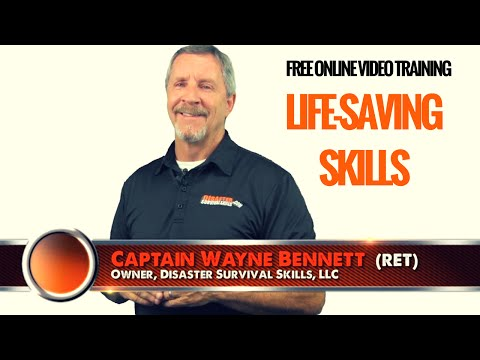 Free Life Saving Skills Online Video Training - YouTube