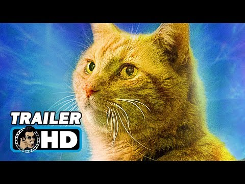 CAPTAIN MARVEL (2019) Goose the Cat TV Spot Trailer [HD]