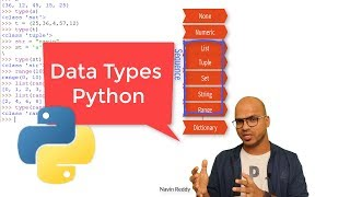 #10 Python Tutorial for Beginners   Data Types in Python