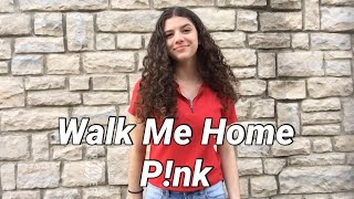 Walk Me Home—P!nk (ASLPSE COVER) Sign Language