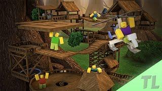 Roblox   Treelands   Už I Roblox ....