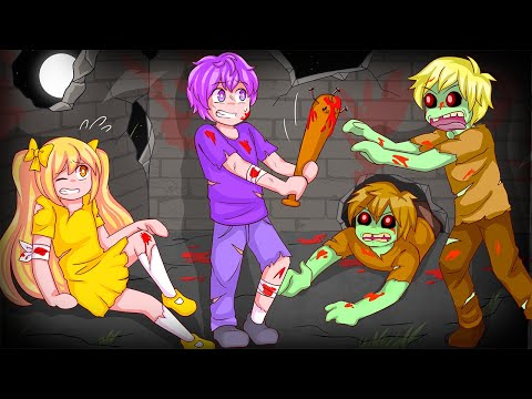 Can We Survive The Zombie Apocalypse Roblox Story