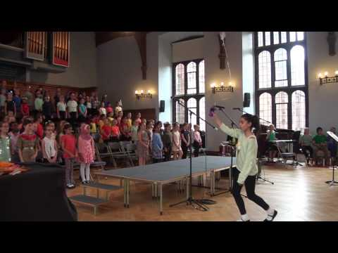 Songs of the Earth - Jr Girls' Summer Concert Part 5