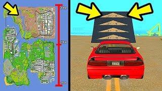 Я смог перепрыгнуть всю карту GTA San Andreas...😱