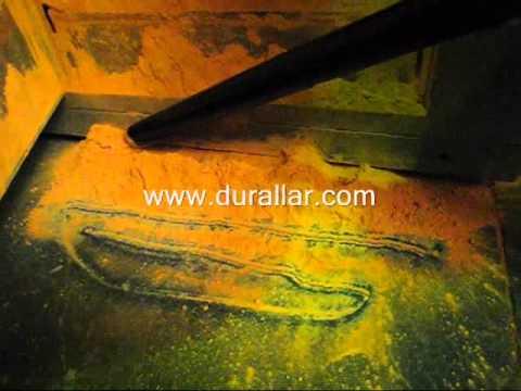DTM-505 Siklon Filtreli Elektrostatik Toz Boya Emiş Süpürgesi