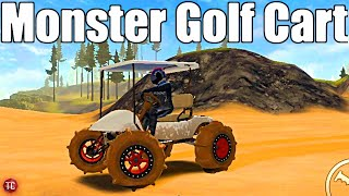 OffRoad Outlaws: MAXED OUT MONSTER GOLF CART BUILD