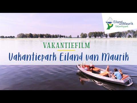 Sfeerimpressie Vakantiepark Eiland van Maurik