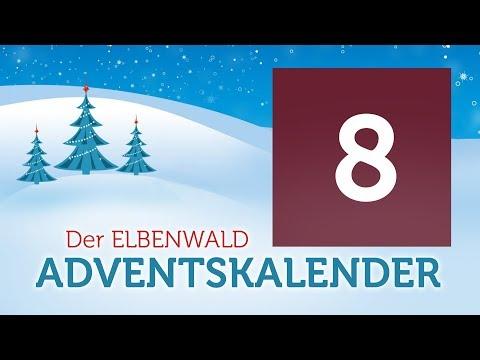 Elbenwald Adventskalender #8: Zauberstab-Fernbedienung