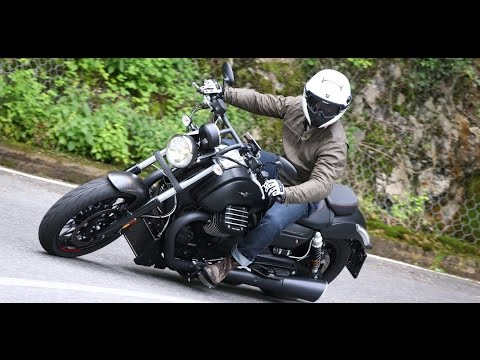 Moto Guzzi Audace Review (bike World)
