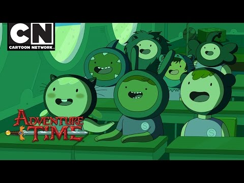 Adventure Time | Founder's Song | Cartoon Network