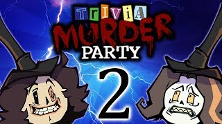 Trivia Murder Party: A Close Finish! - PART 2 - Ghoul Grumps: Nightmare Before Xmas
