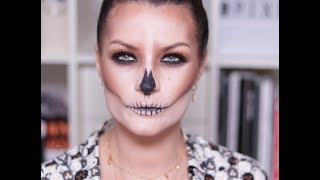 Skull Halloween Makeup Tutorial | Benefit Cosmetics UK