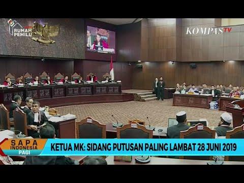 Jelang Putusan, MK Lakukan Rapat Permusyawaratan Hakim