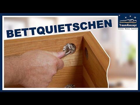 Was tun, wenn das Bett quietscht? - FRAG DEN JÄGER - TraumKonzept Folge 10