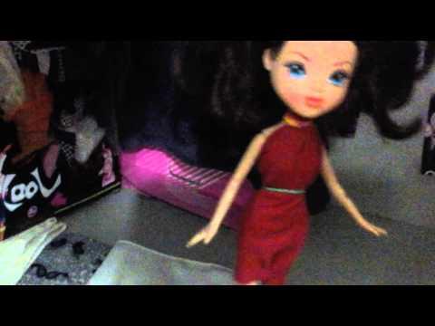 Doll video:Amy reads Jennifer's diary