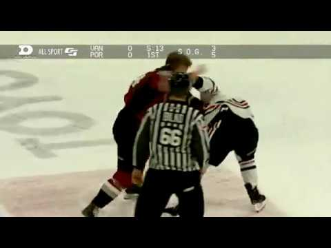 Reece Newkirk vs. Bowen Byram