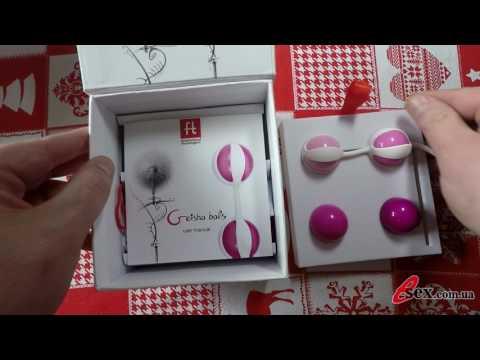 Что подарить на 8 марта? Вагинальные шарики Geisha Balls (Fun Toys)