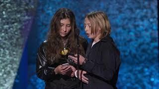Chris Cornell Wins Best Rock Performance | 2019 GRAMMYs Acceptance Speech