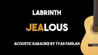 Labrinth   Jealous (Acoustic Guitar Karaoke Version)