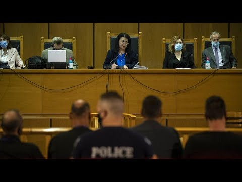 Δίκη Χρυσής Αυγής: Απαγορεύτηκε η συγκέντρωση συμπαράστασης…