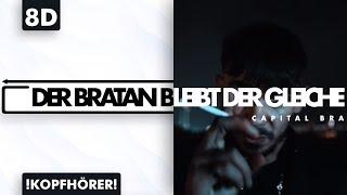 8D AUDIO   Capital Bra   Der Bratan Bleibt Der Gleiche