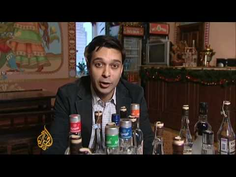 Zoreks prima di accettazione di alcool