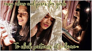 6 Easy Photo Hacks For Girls At Home📷📸