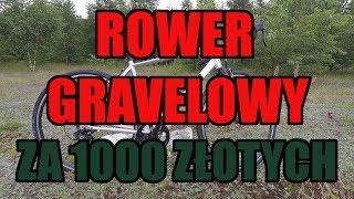 B'Twin Triban 100 - test roweru gravelowego za 1000 zł // Rowerowe Porady