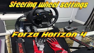 forza 4 steering wheel settings - Free video search site