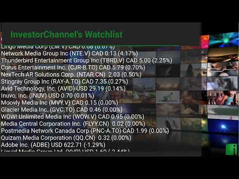 InvestorChannel's Media Watchlist Update for Friday, Septe ... Thumbnail