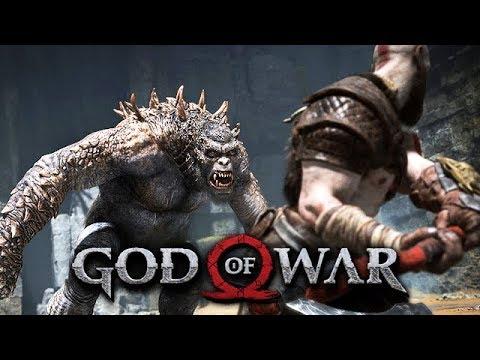God of War Gameplay German #27 - Arena der Monster