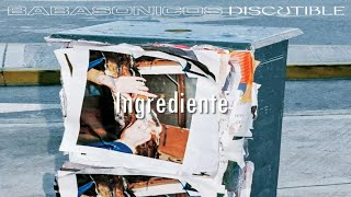 Babasonicos   Ingrediente (Letra)