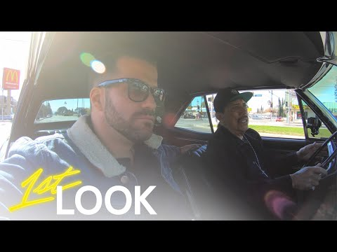 Danny Trejo Teaches Johnny Bananas About Car Culture | 1st Look TV