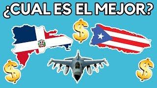REPÚBLICA DOMINICANA VS. PUERTO RICO, ¿CUÁL ES MEJOR? (2018)