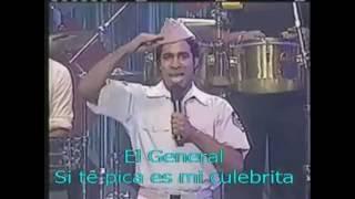 El General   Si te pica es mi culebrita  Dvj Leox Edit