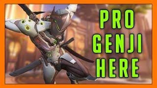 That Is A Pro Genji