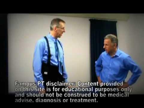 Искривление позвоночника и лечение