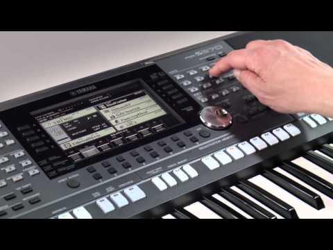 Yamaha psr s975 arranger workstation keyboard pmt online for Yamaha psr s770 61 key arranger workstation
