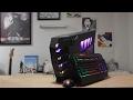 The Futuristic Small Form Factor PC! - MSI Aegis 3 | 001